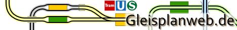 Straßenbahn-Gleispläne